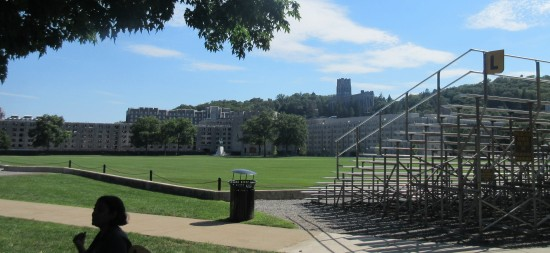 West Point field?