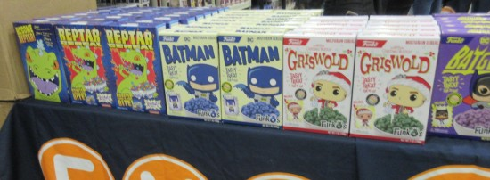 FYE cartoon cereals!