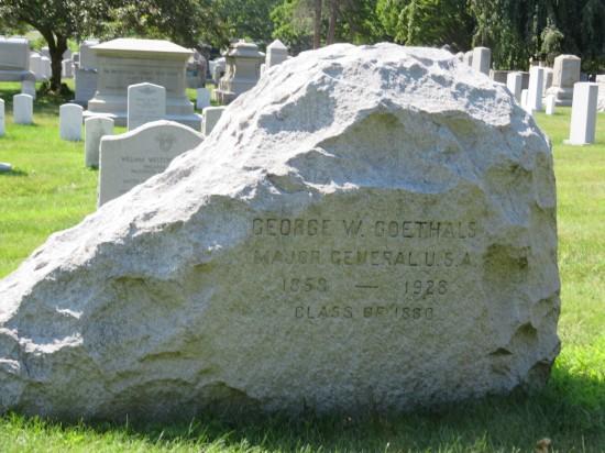 George W. Goethals!
