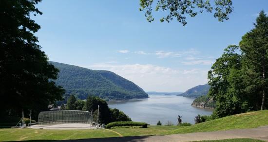 Hudson River!