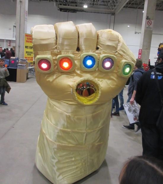 Infinity Gauntlet!