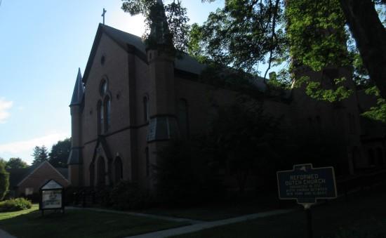 Kinderhook Reformed Dutch Church!