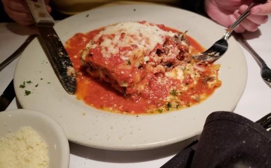 lasagna!