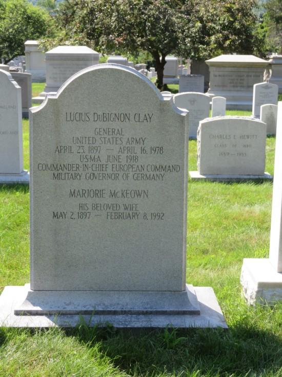 Lucius DuBignon Clay!