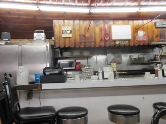 Mother's Cupboard kitchen!