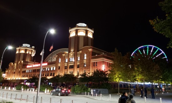 Navy Pier night!