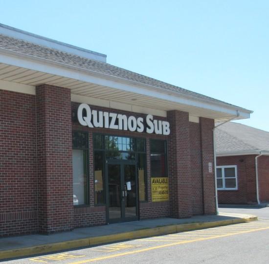 Quizno's RIP.