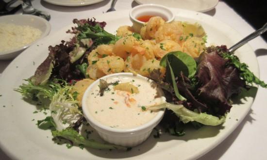 Rock Island shrimp!