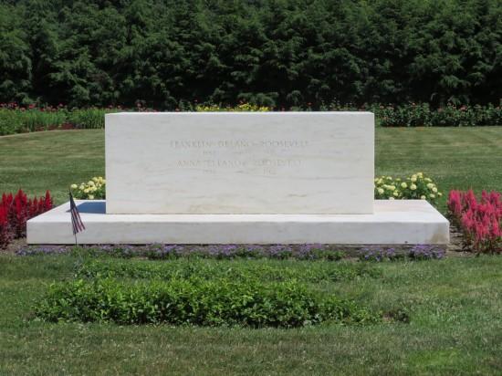 Roosevelt grave!
