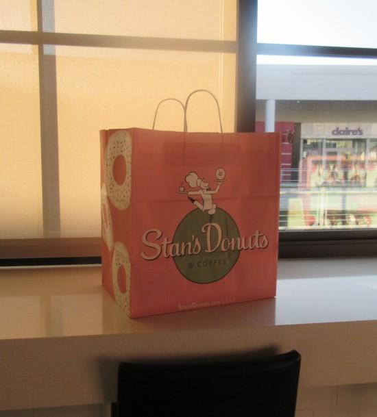 Stan's bag!