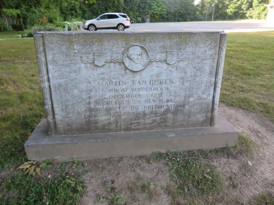 Van Buren marker!