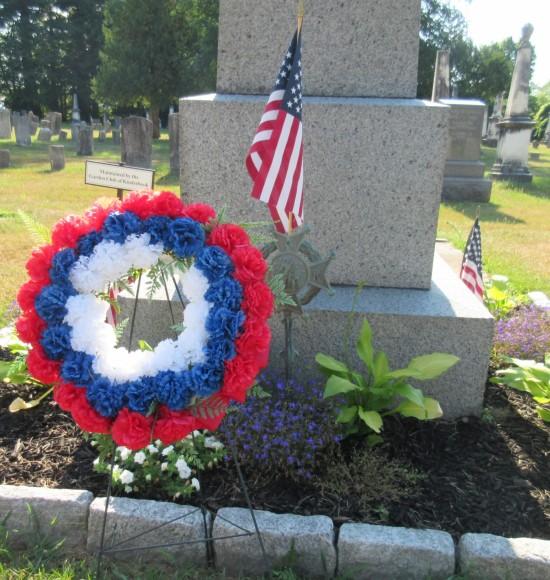 Van Buren wreath!