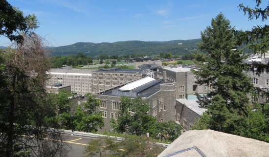 West Point overlook!