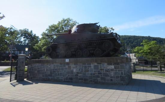 West Point tank!
