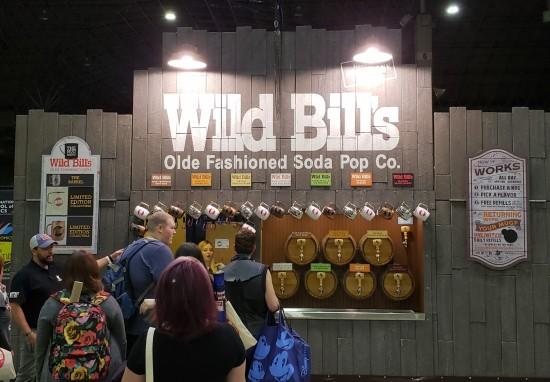 Wild Bill's!