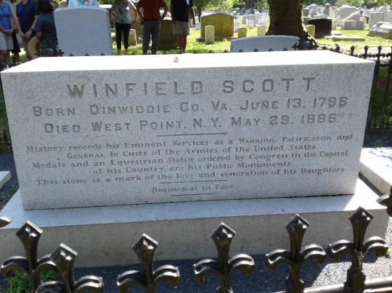 Winfield Scott!