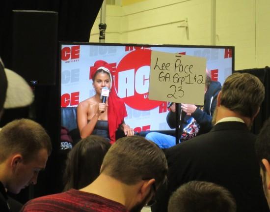 Zazie Beetz Q&A!