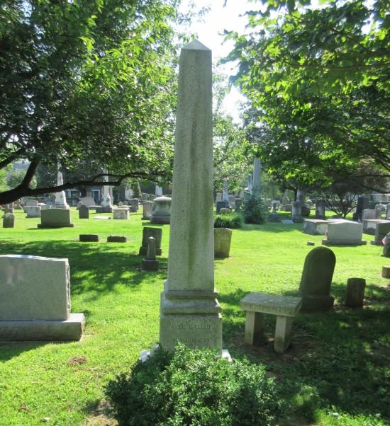 Alec Gallup obelisk!