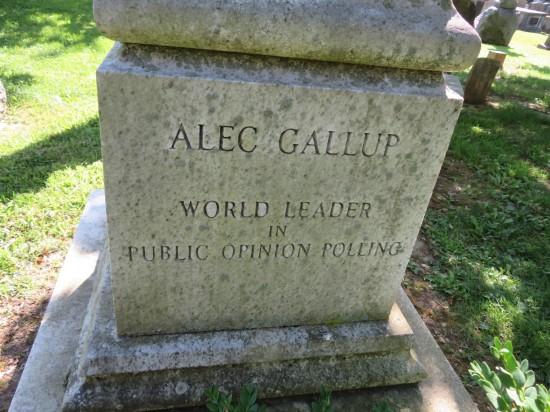 Alec Gallup!