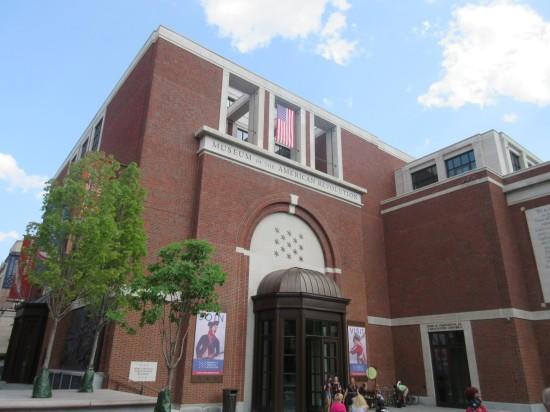 American Revolution Museum!