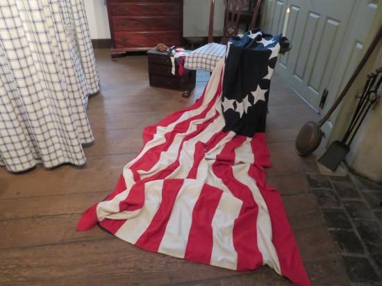 Betsy Ross flag!