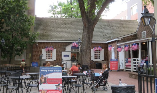 Betsy Ross House!