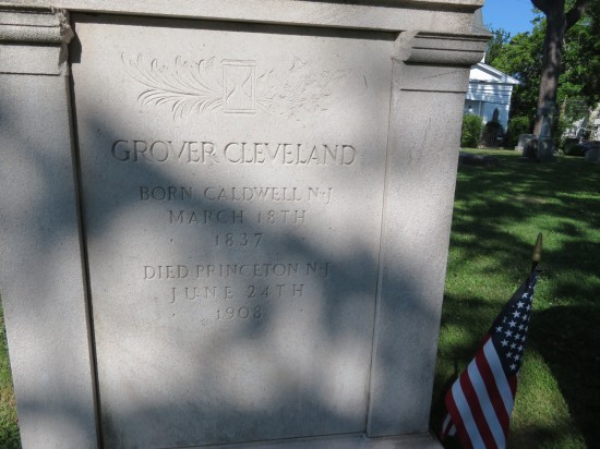 Grover Cleveland!
