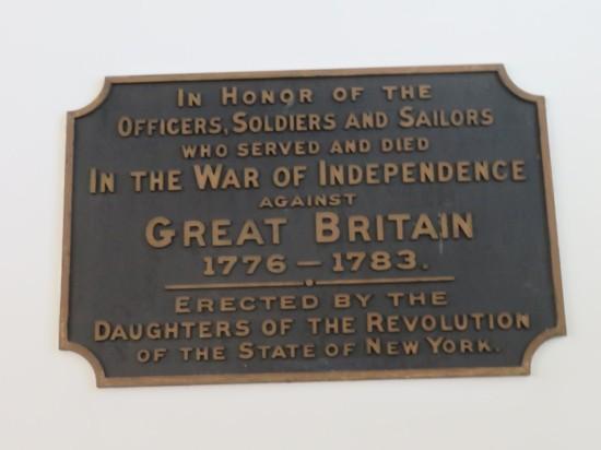 DAV plaque!
