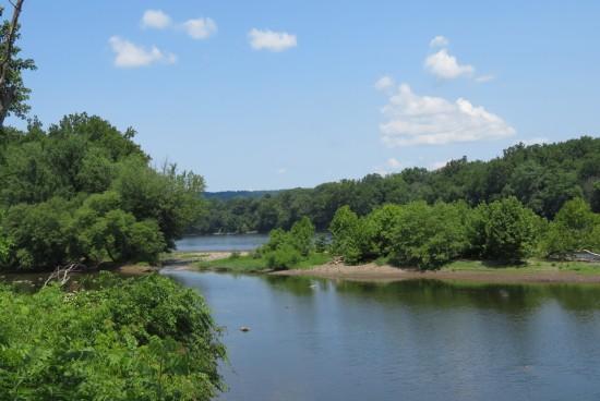 Delaware River North!