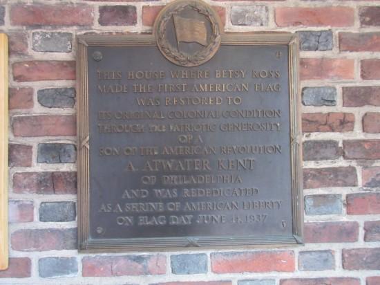 Kent plaque!