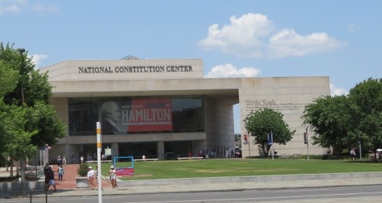 National Constitution Center!