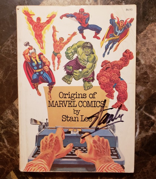 Origins of Marvel Comics!
