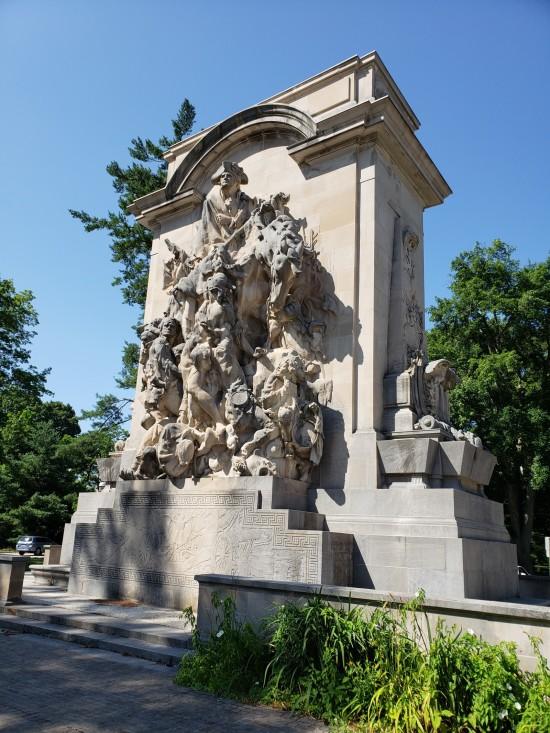 Princeton Battle Monument!