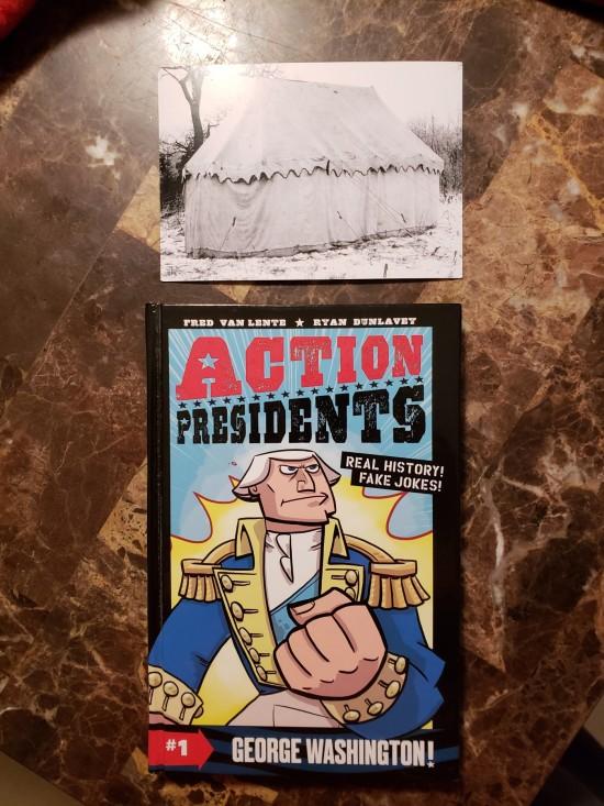 Revolution souvenirs!