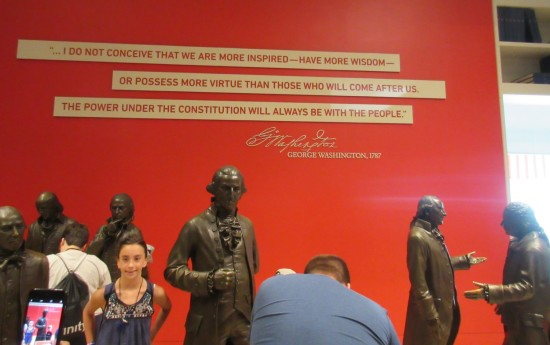 Washington quote!