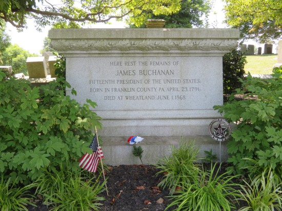 James Buchanan!
