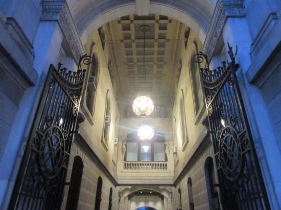 City Hall Hall!