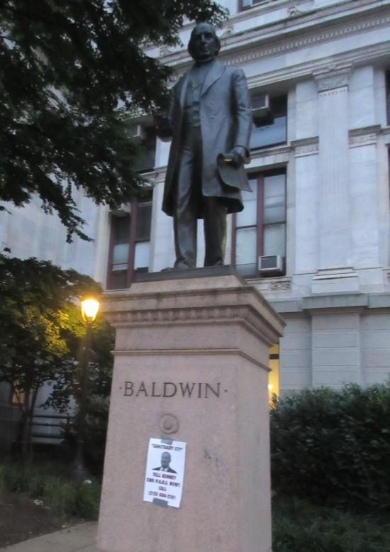 Matthias Baldwin!