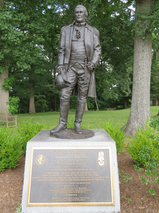 Nathanael Greene!