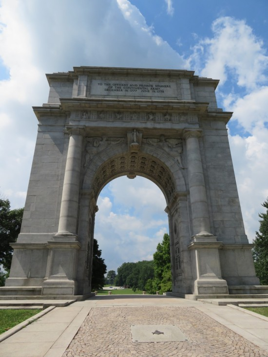 National Memorial Arch!
