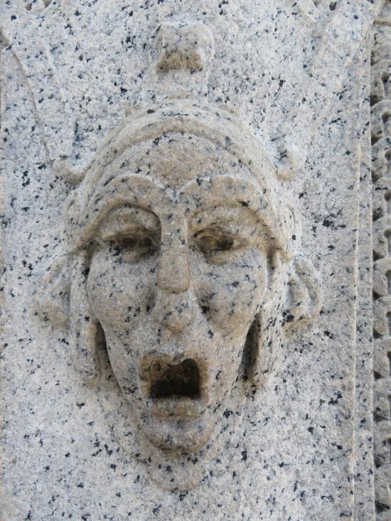 Scream face!