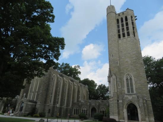 Washington Memorial Chapel!