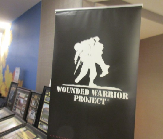 Wounded Warrior Project!