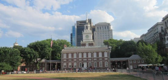 Independence Hall!