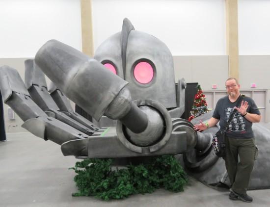 Iron Giant!