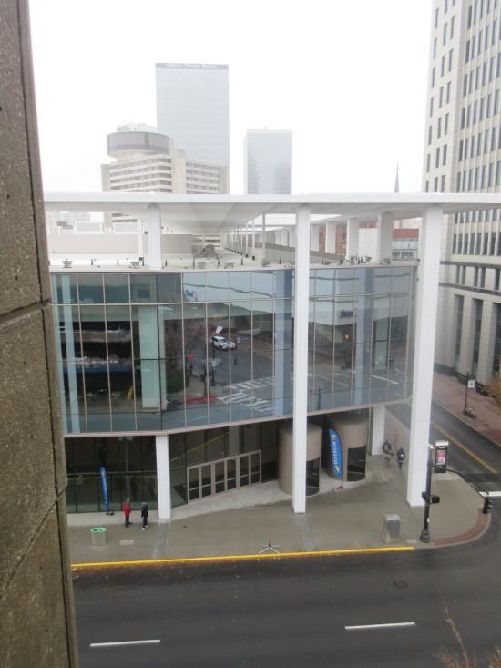 Kentucky International Convention Center!