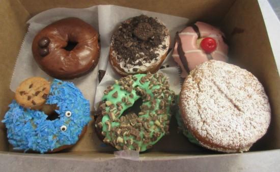 Dough Drop half-dozen!