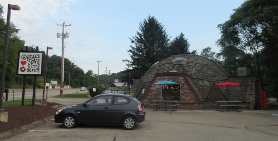 PLLD dome!