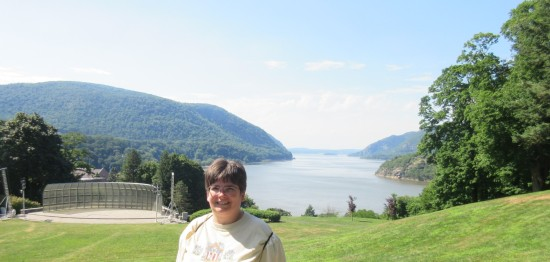 anne at west point!