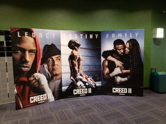 creed ii!